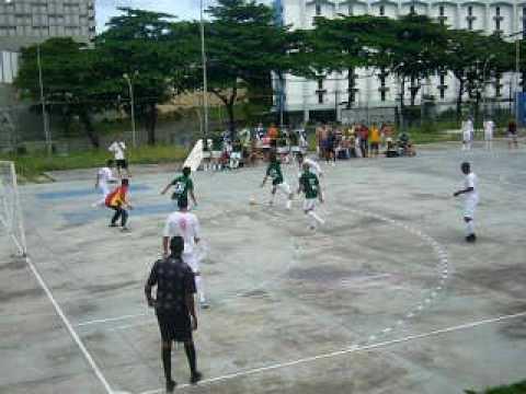 GALOS DE BRIGA X Gabiru - COPA UFBA 2010