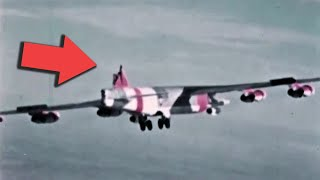 B-52 Landing Without a Tail: Severe Turbulence & America's Secret Nuclear Deterrent