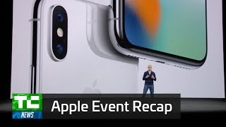 Everything Apple announced at the iPhone X keynote