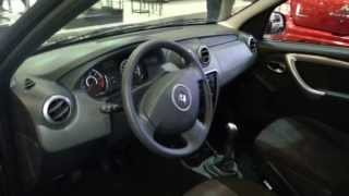 Interior Renault Logan 2014 Video Review Caracteristicas