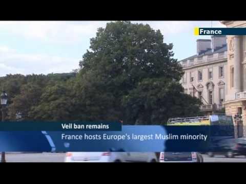France keeps veil ban despite legal advice