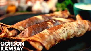 Spicy Potato Breakfast Pancakes - Gordon Ramsay