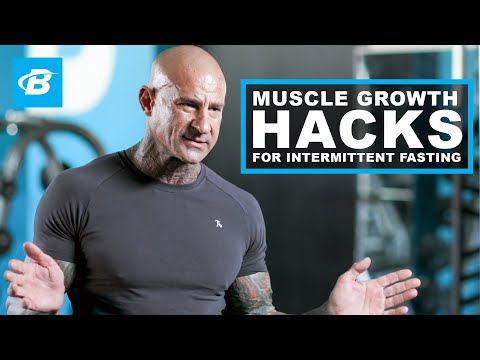 4 Hacks for Maximizing Muscle Growth While Intermittent Fasting | Jim Stoppani