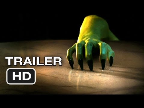 Oz the Great and Powerful TRAILER (2013) James Franco Disney Movie HD