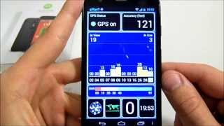 Motorola Moto G Test De GPS Y Sensores HD