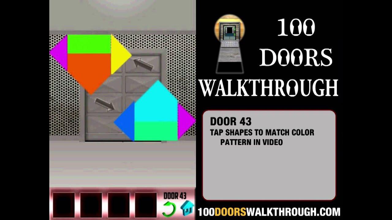 Скачать 100 Doors 2013 Guide На Андроид