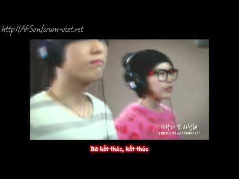 [Vietsub] I Love You and I Love You - Oh Won Bin ft. Miryo