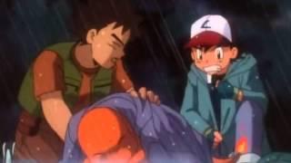 Ash Catches Charmander