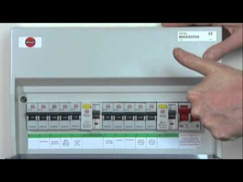 vintage home fuse box resetting trip switches on your    fuse       box    youtube  resetting trip switches on your    fuse       box    youtube