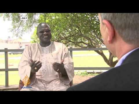 South Sudan's president says coup attempt 'foiled'