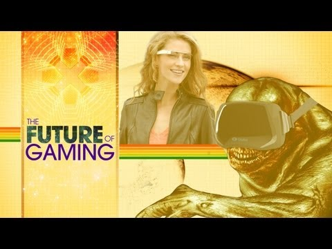 Virtual Reality, The Oculus Rift and Human Computer Interfaces - The Future of Gaming Ep 5