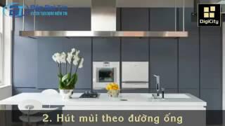 Nguyên tắc chọn máy hút mùi nhà bếp loại tốt phù hợp nhất
