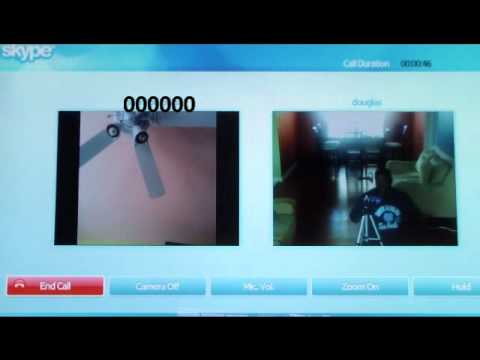 SAMSUNG SMART TV skype HDTV 720p video cam VG-STC2000/ZA REVIEW 2012 ipad 2