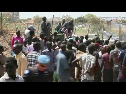 South Sudan at risk of civil war - UN warns