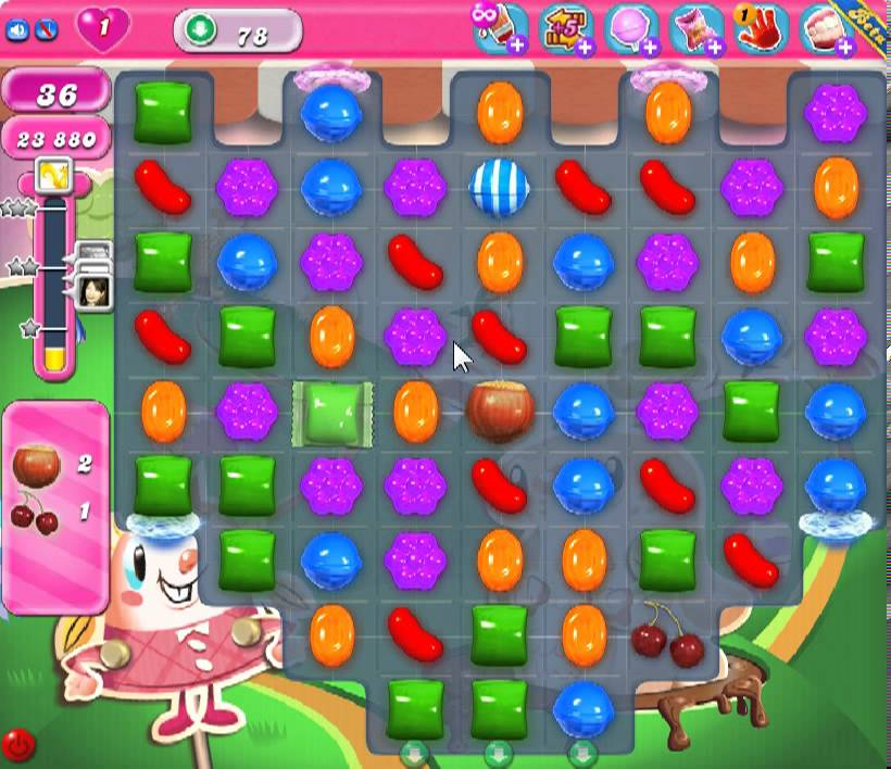 Candy Crush Saga Level 137 3 Star No Boosters Youtube