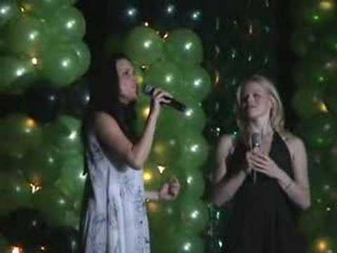 Megan Hilty and Jenna Leigh Green - For Good