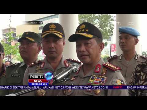Kapolri Meminta Kuantitas Pelatihan Bagi Para Polisi Ditingkatkan - NET2