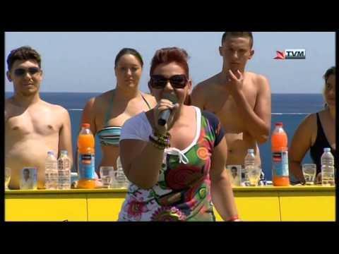 Summer Ladies - Ina Robinich on Hadd Ghalik Sajf