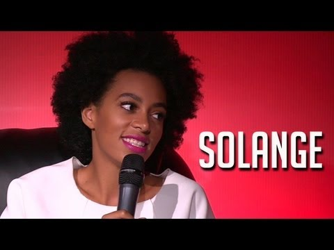 Does Solange  think Nas is better than Jay-z???