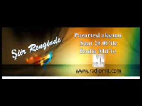 Radio Made In Turkey  - Siir Renginde (23.12.2013)