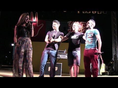 """Macroconcierto 1 """"Tren ¡YA! en Los Pedroches (1/4)"""