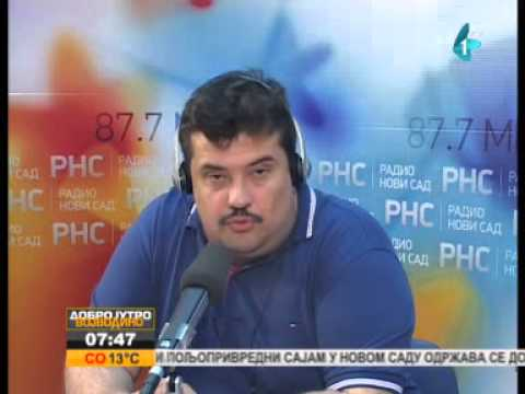 Radio TV: Tema - dilema  |  Jutarnji program  |  20.05.2013.