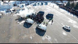 У Харківському національному університеті внутрішніх справ відбулися тактико-спеціальні
