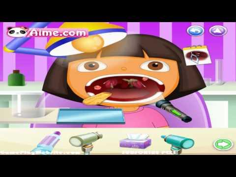 Dora Online Video Game – Baby Girl Games