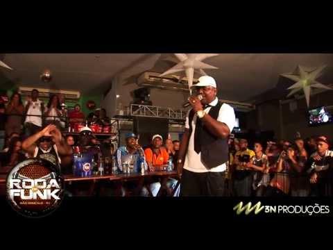 MC Marcinho :: Apresentação impecável na Roda de Funk :: FULL HD