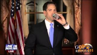 The Funniest Drink Of Water In World History