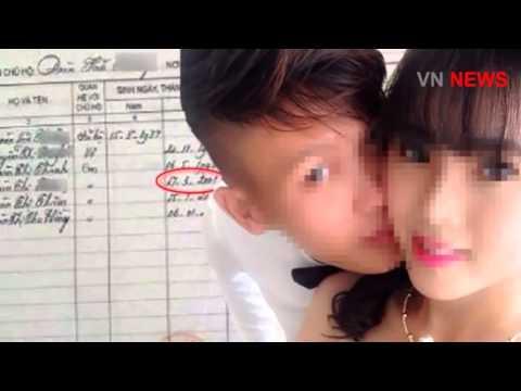 Cô bé 12 tuổi đám cưới với chú rể ở Vũng Tàu và cái kết đắng lòng