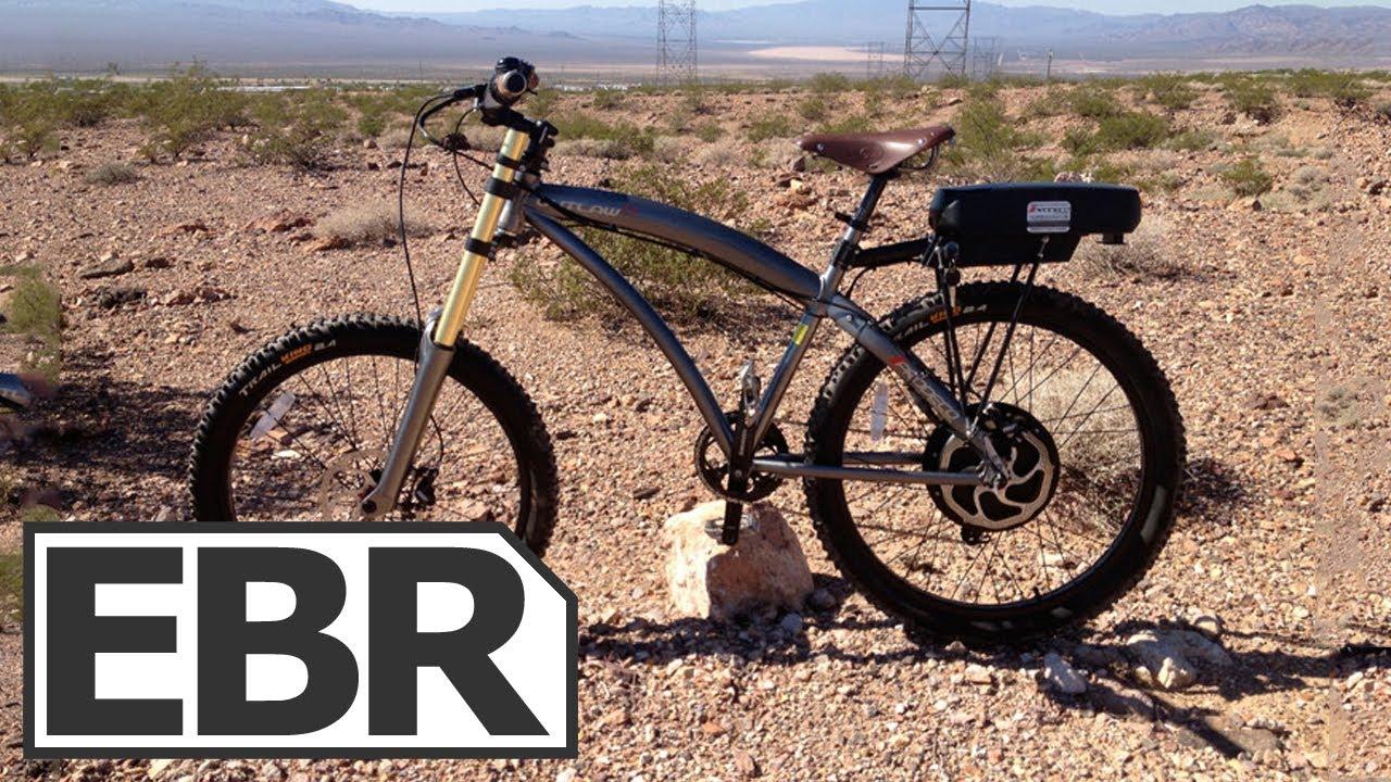 Prodeco v3 Titanio Ti 29er Electric Bike - mtbr.com