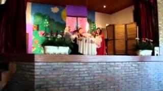 Obra De Teatro Caperucita Roja Escena 1