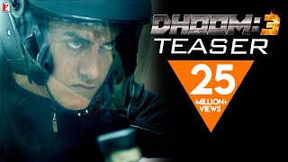 DHOOM 3 - Teaser Trailer