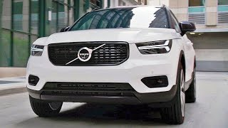 Volvo XC40 (2018) Ready to Fight Audi Q3. YouCar Car Reviews.