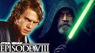 Anakin Skywalker in The Last Jedi - Star Wars News Explained