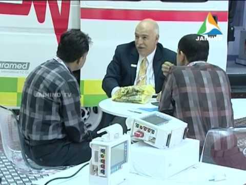 Arab Health Congress, 31.01.2014, Jaihind TV, Middle East Edition News