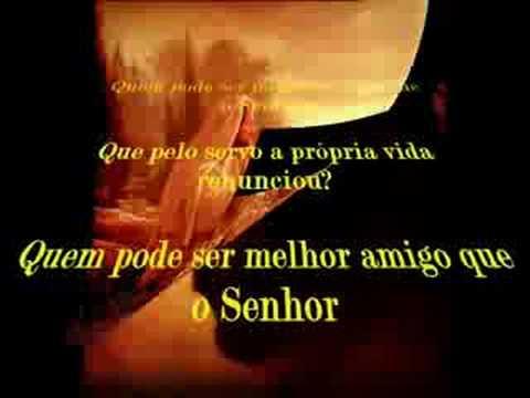 O Amigo - Sérgio Lopes (Com Letra)