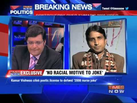 The Newshour Direct: Kumar Vishwas - Full Debate (22nd Jan 2014)