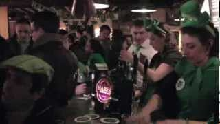 Irish Times Pub - St Patrick's night