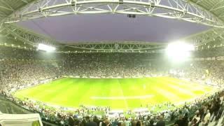 Juventus Stadium kicks off season in style - Che spettacolo allo Stadium!