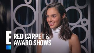 """How Gal Gadot Transformed Her Body for """"Wonder Woman""""   E! Live from the Red Carpet"""