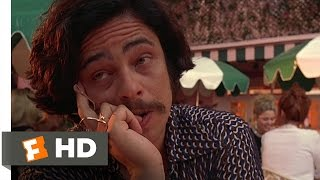Fear And Loathing In Las Vegas (2/10) Movie CLIP The