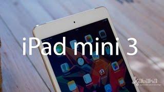iPad mini 3, análisis