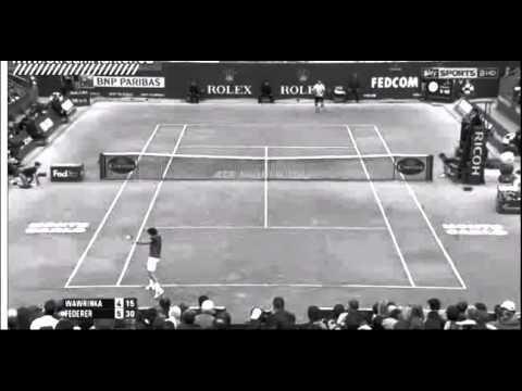 Stanislas Wawrinka vs Roger Federer 2014 Highlights| Monte-Carlo Rolex Masters Final 2014