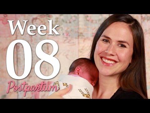 Week 8 Postpartum