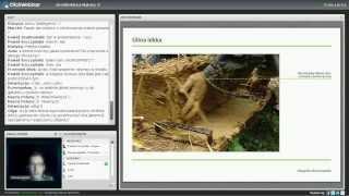 Architektura Natury - użycie gliny, słomy w budowie domów (Cohabitat MAKE webinar)
