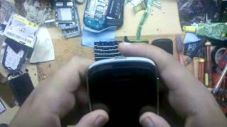 Blackberry 9900 Bold Desarmado Dissassembly