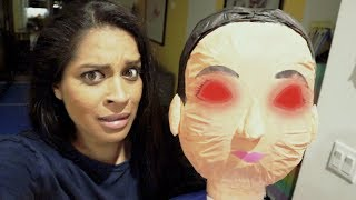 The Time I Was Haunted By An Evil Piñata (Day 979)