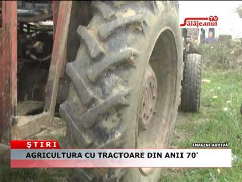 AGRICULTURA CU TRACTOARE DIN AII 70